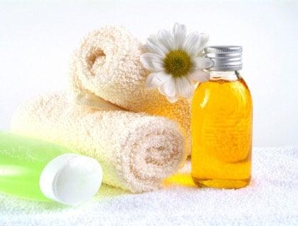 Płyny i olejki do kąpieli