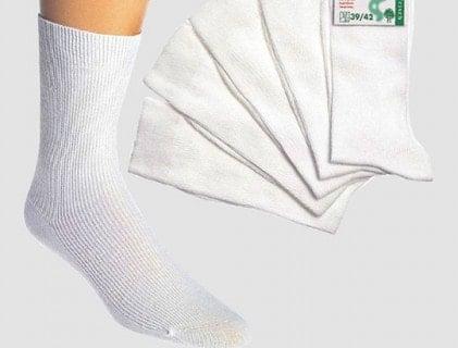 Calcetines y calcetas