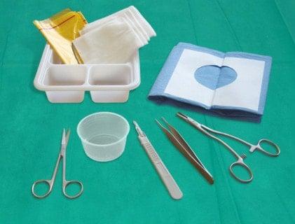 Dermatologie-Sets