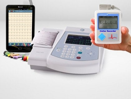 ECG Machines and Accessories | Praxisdienst Online Shop