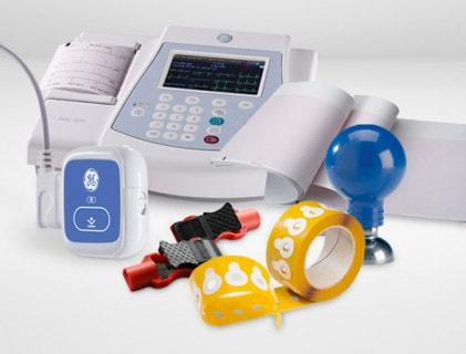 EKG-Geräte und Zubehör