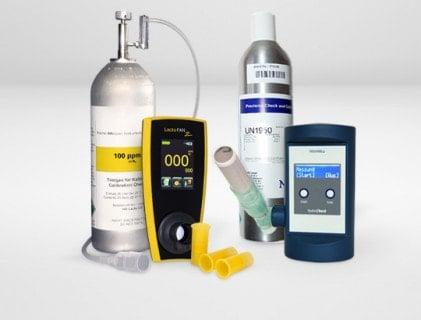 H2-Atemtestgeräte