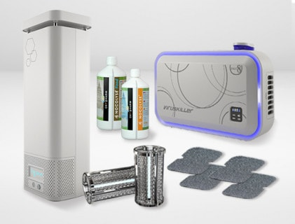 Air Purification & Disinfection