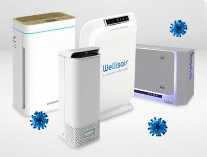 Luftreinigung & Raumdesinfektion