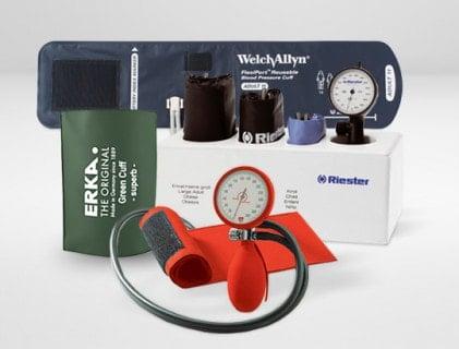Ciśnieniomierze zegarowe