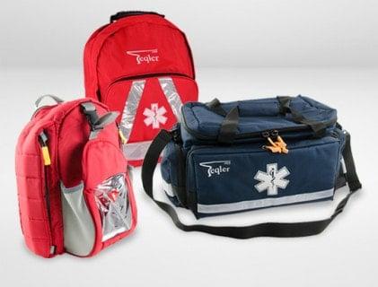 Trousses de secours et sacs à dos de secours