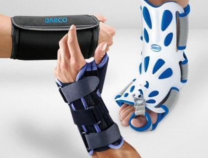 Ortezy ortopedyczne