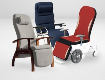 Recliners & Treatment Chairs