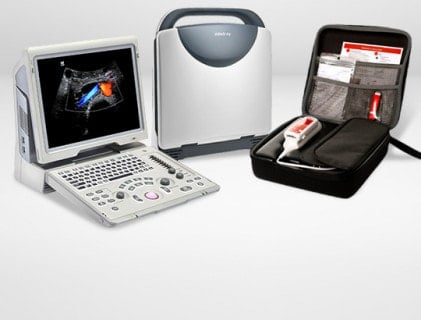 Equipos de ultrasonidos