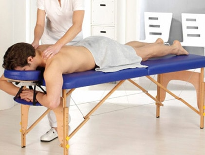 Tables et chaises de massage