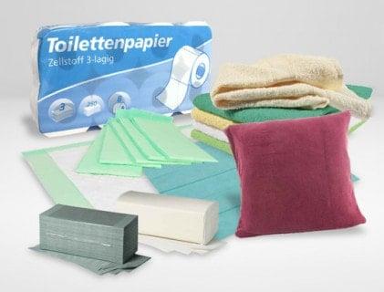 Papier & Textilien