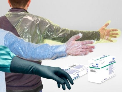 Veterinär-Handschuhe