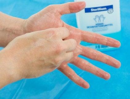 Antiseptics & Hand Sanitisers