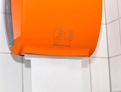 Dispenser di carta assorbente