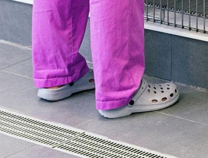 Chaussures et chaussettes