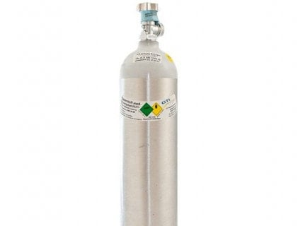 Oxygen Tanks and Accessories