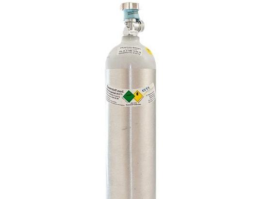 Sauerstoffflaschen und Zubehör