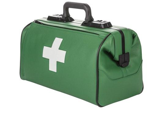 Notfalltaschen und -rucksäcke