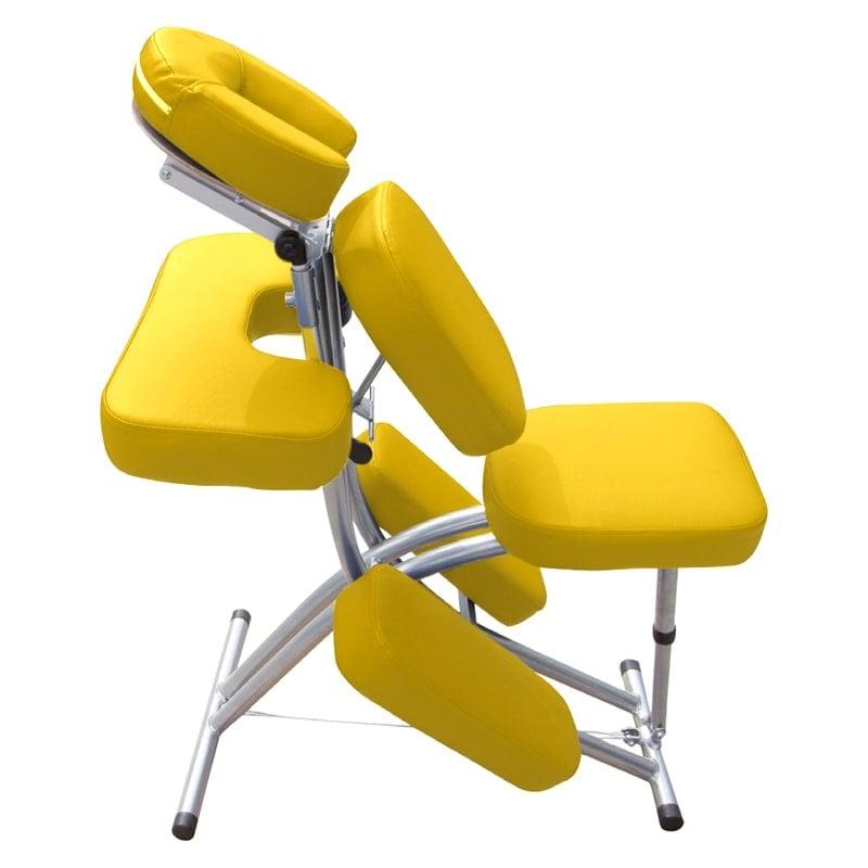 171 Benoa 187 Mobile Massage Chair Yellow Praxisdienst