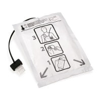 electrodes for AED 10,  1 pair