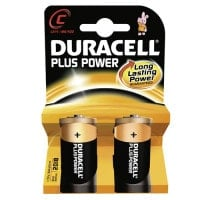 C cell, Duracell, disposable