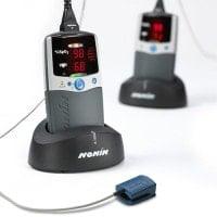 NONIN PalmSAT 2500A Handheld Pulse Oximeter