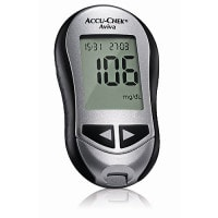 Accu-Chek Aviva - Blood Glucose Meter