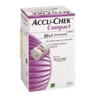 Accu-Chek Compact Plus Teststreifen