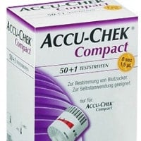 Accu-Chek Compact Plus Test Strips