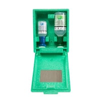 PLUM Emergency Eye Rinse Station with Wall Box