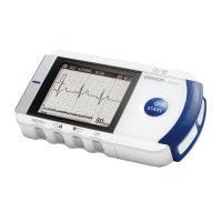 OMRON, Heart-Scan, portable ECG one channel
