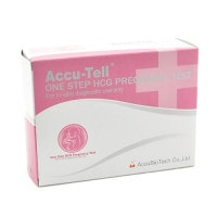 Accu-Tell hCG-Test, 20 Testkassetten