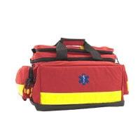 First aid bag, empty