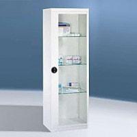 Medicament and bandage cupboard