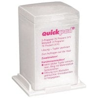 Dispenser di tamponi con alcol Quickpad, 150 pz