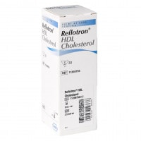 Reflotron Test Strips for HDL Cholesterol