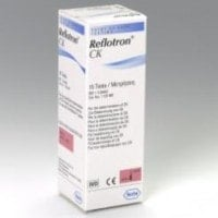 Reflotron CK-Teststreifen