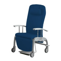 "2:1 ""Fero"" Care and rest chair with wheels"