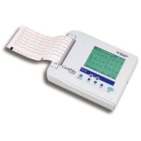 CardiMax FX-7202 ECG Machine, 6-channels
