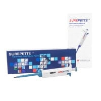 SurePette - variably adjustable pipette
