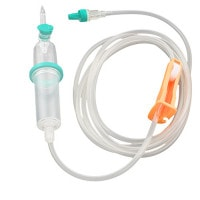 Intrafix SafeSet Infusion Set