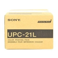 Sony UPC-21L Colour Photo Print Set