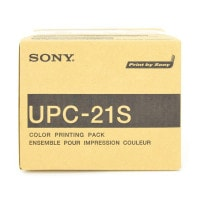 Sony UPC-21S Colour Photo Print Set