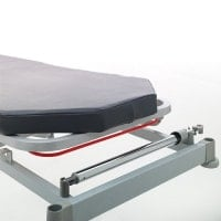 Integrated Infusion Stand for Vico Stretcher