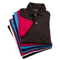 Soft-Pique Polo-Shirt
