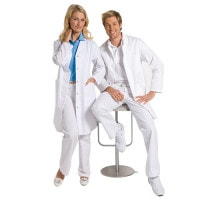 Easy-Care Lab Coat