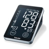 Beurer BM 58 Touchscreen Upper Arm Blood Pressure Monitor