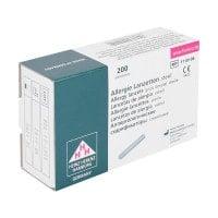 Allergietest-Lanzetten, 200 Stück