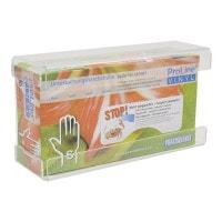 Distributeur de gants transparent
