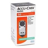 Cassette de test pour Accu-Check Mobile